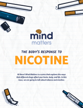 mind matters nicotine cover