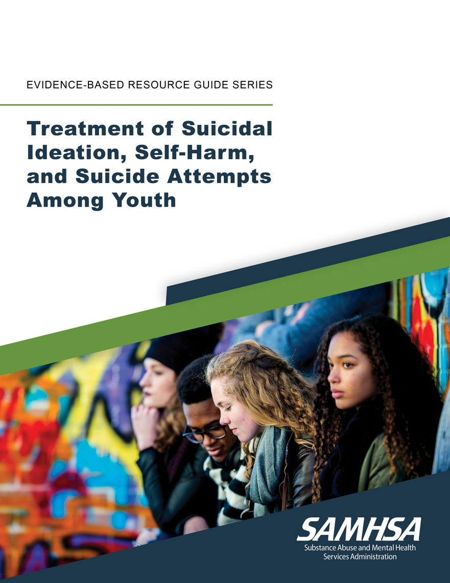 treatment for suicidal ideation self harm and suicide attempts among youth picture