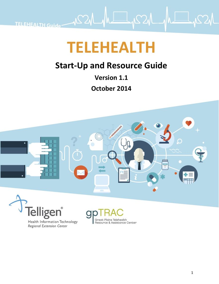 how to start a telehealth service resource guide
