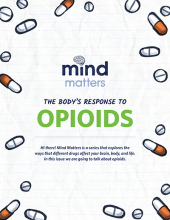 mind matters opioids cover