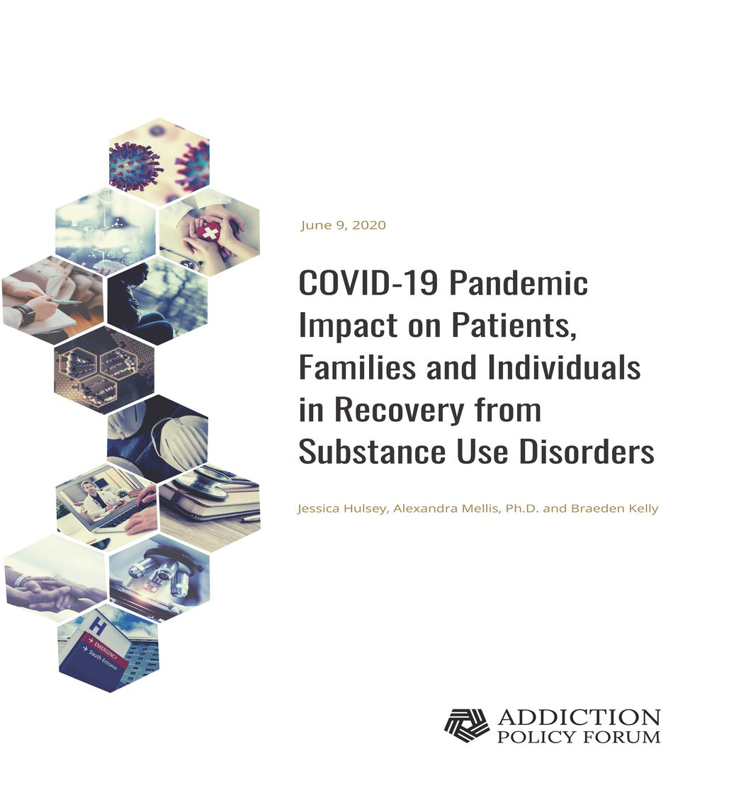 covid 19 pandemic impact in patients families and individuals in recovery from sud pic page 01