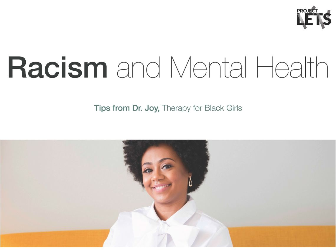 racism and mental health pic page 1