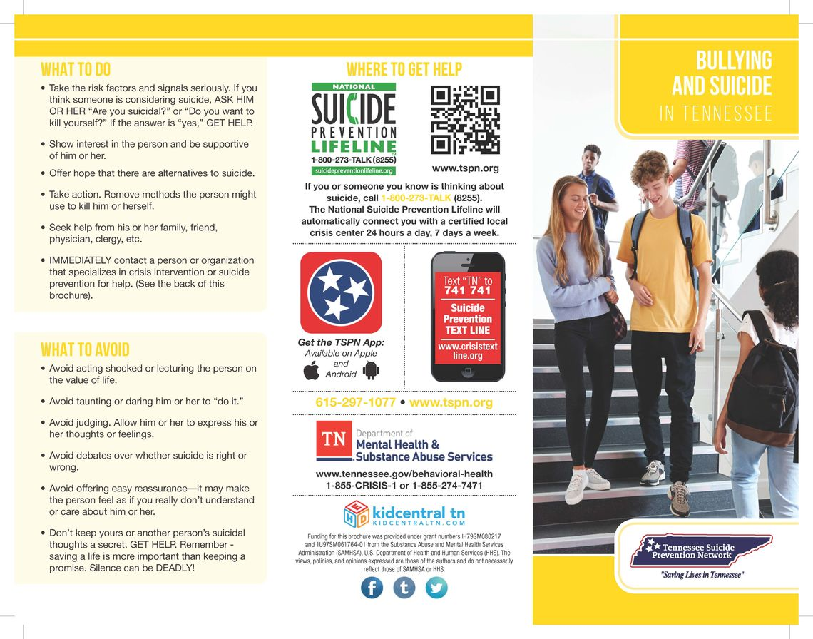 tspn trifold 2019 bullying suicide page 1