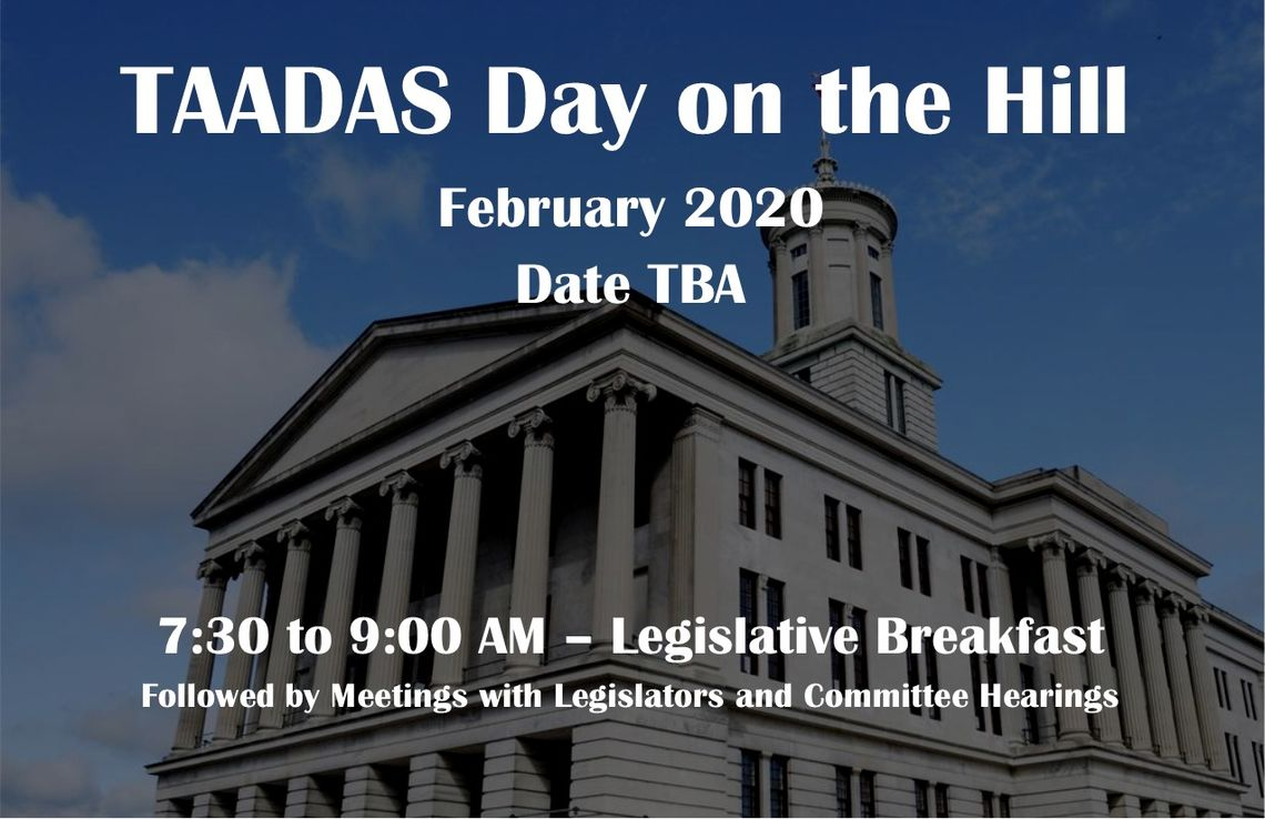 taadas day on the hill 2019 flyer general
