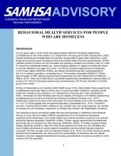 advisory behavioral health services for people who are homeless pic