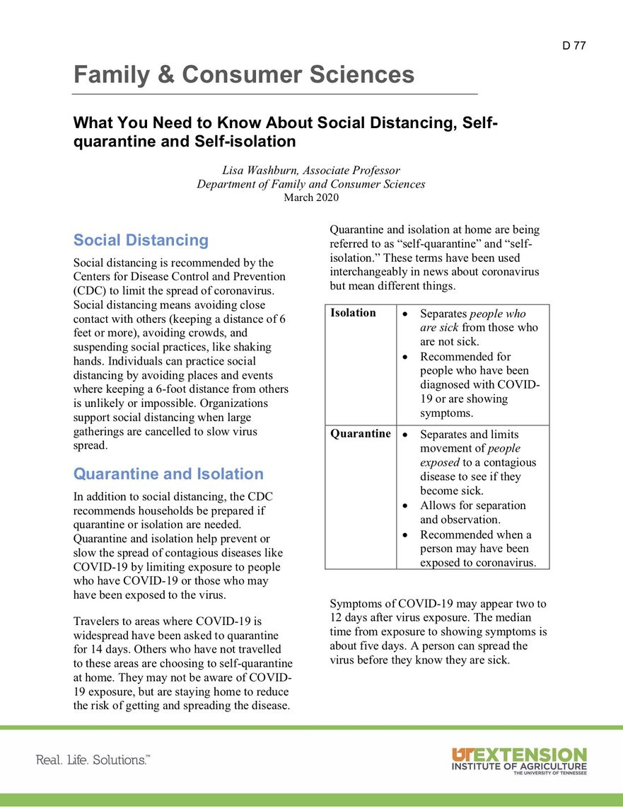 what you need to know about social distancing