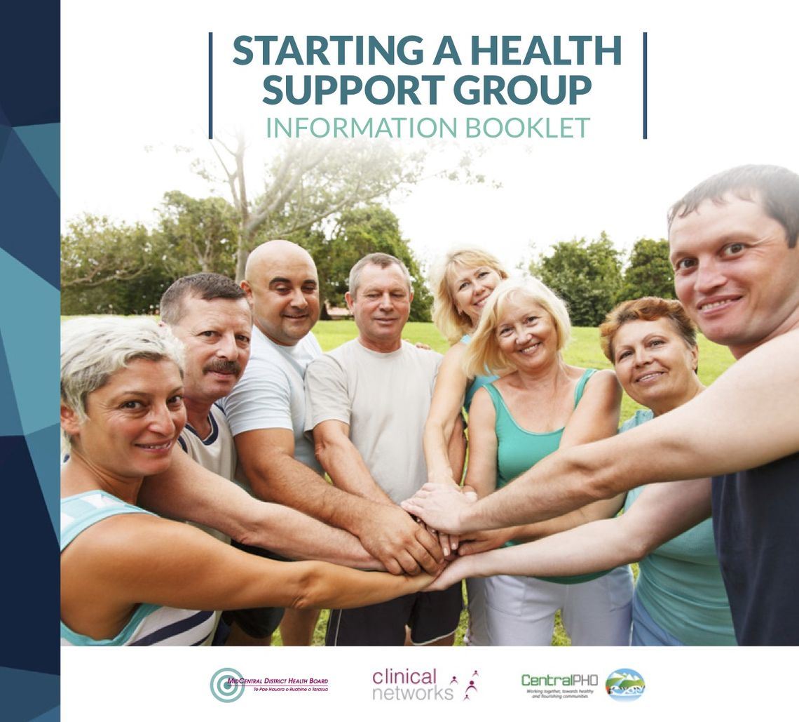 starting a health support group