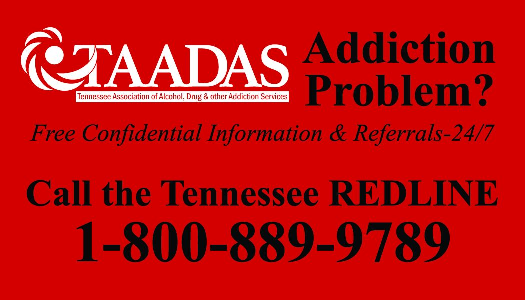 tennessee redline card front